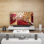 Xiaomi presentó Mi TV 4, un televisor modular
