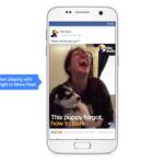 Cómo quitar el sonido a los videos de Facebook