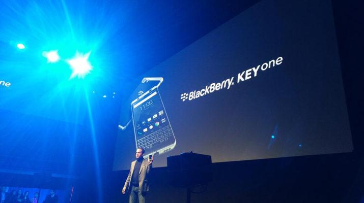 BlackBerry KEYone 3