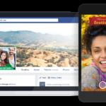 Facebook permite a cualquiera crear marcos para fotos y videos y compartirlos con el mundo