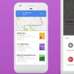 Google Maps permite crear listas de lugares favoritos y compartirlas