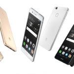 El Huawei P9 lite, disponible en la Argentina
