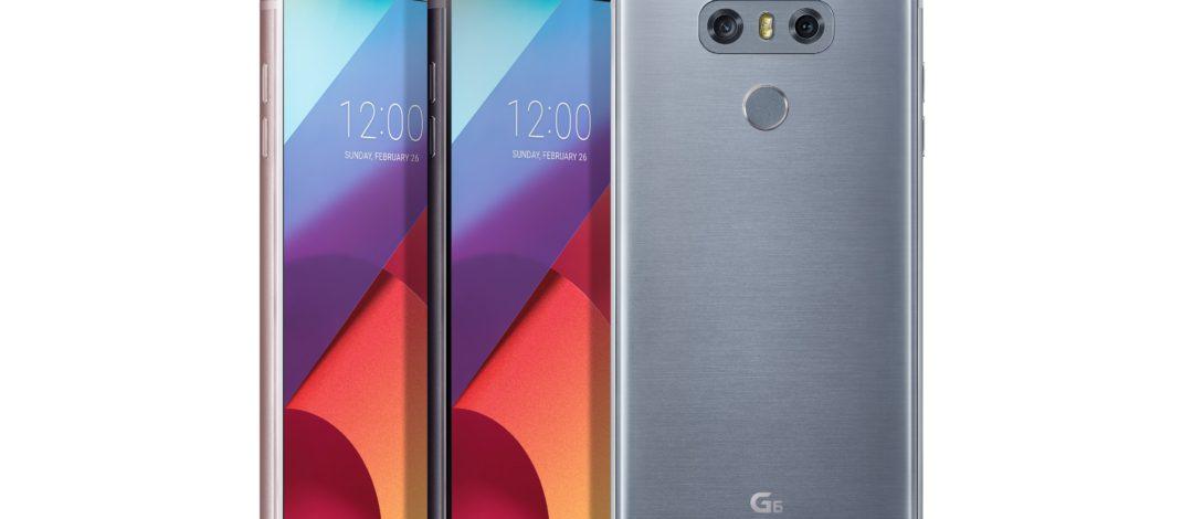 El LG G6 llegó a la Argentina