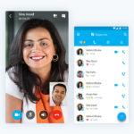 Microsoft presentó Skype Lite, para conexiones lentas