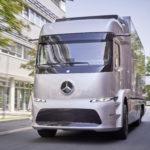 Mercedes-Benz pondrá a trabajar a su camión eléctrico de reparto este año