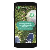 WhatsApp Status: las Historias de Instagram llegaron a WhatsApp