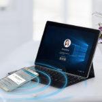 Los smartphones Samsung podrán desbloquear PC con Windows 10
