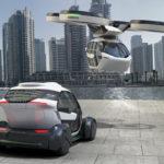 Airbus Pop.Up, el vehículo modular que puede viajar por tierra o aire