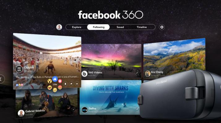 Facebook 360 - Headset + Grid
