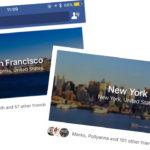 Facebook quiere ser tu guía turístico