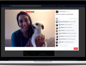 Facebook abre las transmisiones en vivo desde computadoras, incluidas las de videojuegos