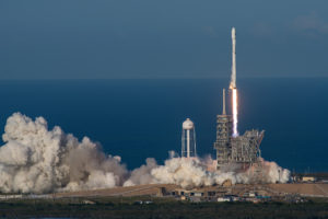 Falcon 9 SpaceX SES-10