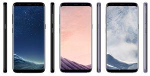 Galaxy S8 otra ok
