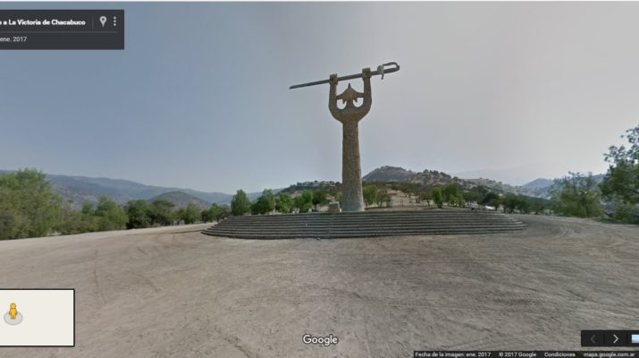 Monumento a la Victoria de Chacabuco