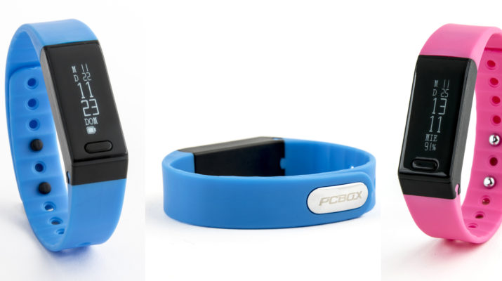 PCBox Care smartband