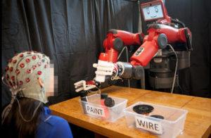 Robots MIT cerebro