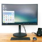 Cómo funciona DeX, el accesorio que convierte al Galaxy S8 en una PC
