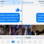 Facebook permitirá realizar comentarios con GIF