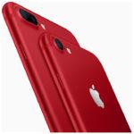 El iPhone 7 rojo también está disponible en la Argentina