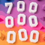 Instagram duplicó la cantidad de usuarios en dos años: ya son 700 millones