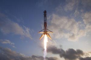 Aterrizaje Falcon 9 3