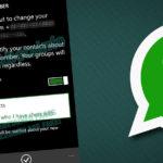 Así avisará WhatsApp a tus contactos que cambiaste de número