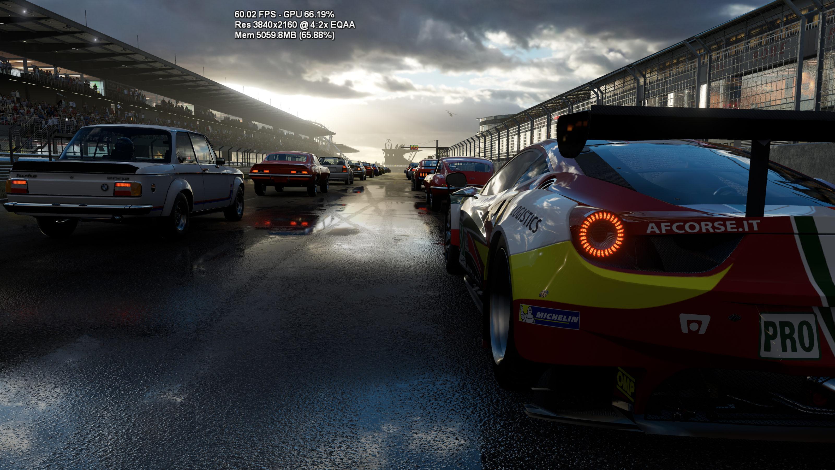 Forza Motorspor Project Scorpio