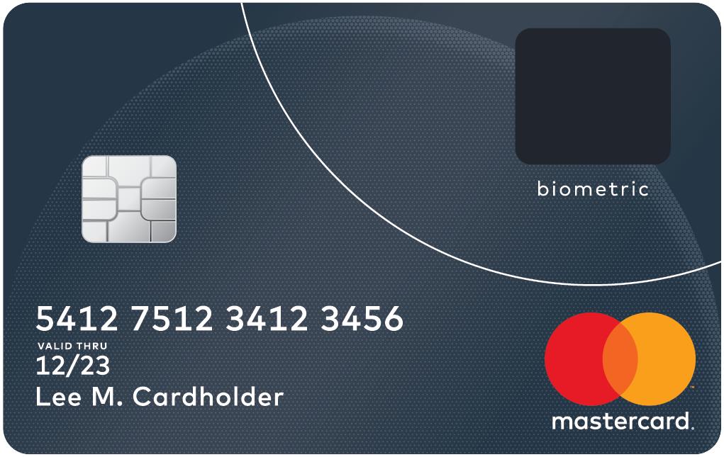 MasterCard huella digital 1