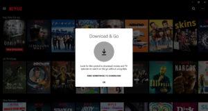 Netflix descarga Windows 10