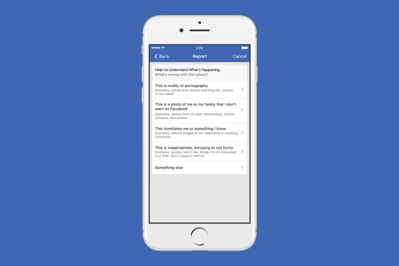 """Aplicaciones Porno Para Iphone salvo en whatsapp, facebook atacará la """"porno venganza"""" en"""