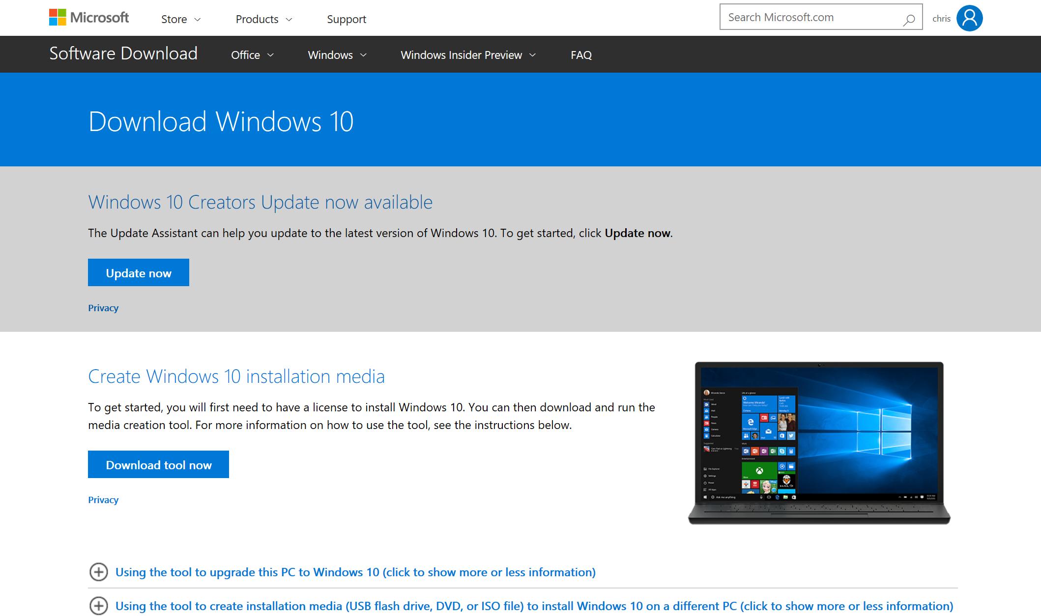 Windows-10-Creators-Update-image-download