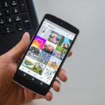 Instagram ahora funciona sin conexión