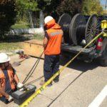 La red de fibra óptica de Arsat equivale a la distancia entre la Argentina y China