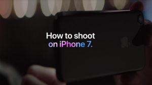 Curso fotos iPhone 7