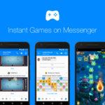 Instant Games: Facebook convierte a Messenger en una plataforma de videojuegos