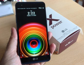 Review: LG X Power