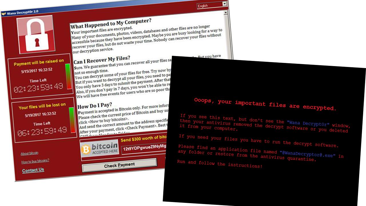 Ransomware Telefonica