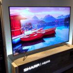 Sharp vuelve a la Argentina con sus TV de alta gama, incluida una de 70''