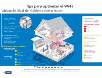 Consejos para mejorar la señal de Wi-Fi en el hogar