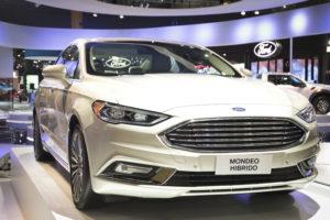 Ford Mondeo Híbrido Argentina