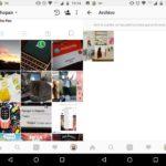 Cómo archivar fotos en Instagram