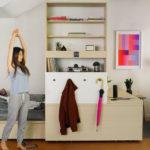 """Ori, el mueble """"todo en uno"""" del MIT ideal para monoambientes"""
