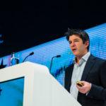 Renunció el fundador y CEO de Uber