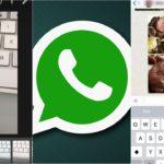 WhatsApp ahora tiene filtros para fotos, álbumes y respuestas rápidas