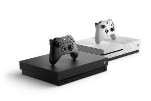 Xbox One X 4