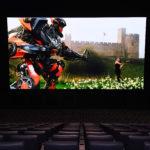 Adiós proyectores: Samsung creó una pantalla LED para cines