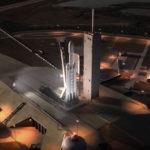 Falcon Heavy, el cohete para llevar al hombre a Marte, será lanzado en noviembre