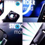Se filtraron nuevos Moto Mods: cámaras 360 y DSLR y parlante Marshall