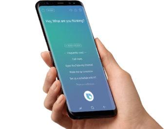 Bixby, el asistente digital de Samsung, ya sabe hablar inglés
