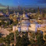 Así luce Star Wars Land, el nuevo parque temático de Disney